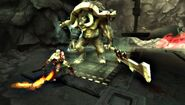 Minotaur (God of War Chains of Olympus)