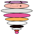 Peanut Big Top Spinning
