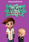 Rugrats movie jimmyandfriends style poster