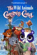 The Wild Animal Christmas Carol Poster