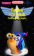 Turbo of Star Command The Adventure Begins (2000) Poster