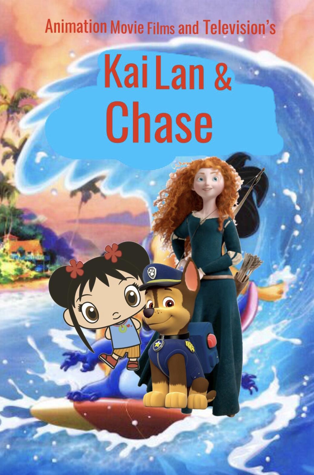 Kai Lan & Chase