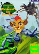 A Wild Animal's Life Video Game Poster