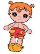 Baby Peppy Pom Poms