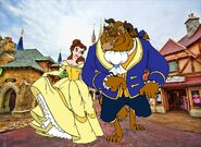Belle and Beast Pictures 53