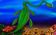 Dinosaur explorers - elasmosaurus