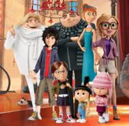 Gru's Family