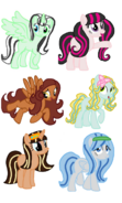 Monster High MLP style