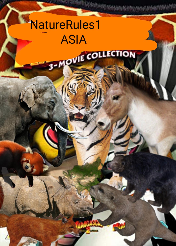 Asia Series (NatureRules1 Version)