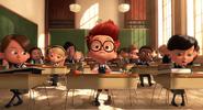 Sherman ask teacher