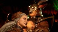 Sindel & Shao Kahn Romance