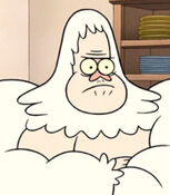 Skips in Regular Show - The Movie