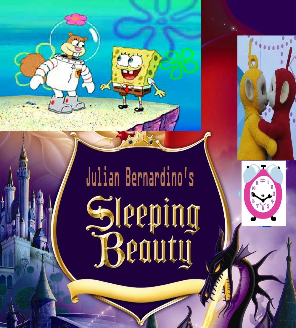 Sleeping Beauty (Julian Bernardino Style)