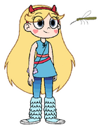 Star meets Mosquito