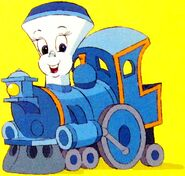 Tillie the little engine that could.