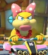 Wendy O. Koopa in Mario Kart 8