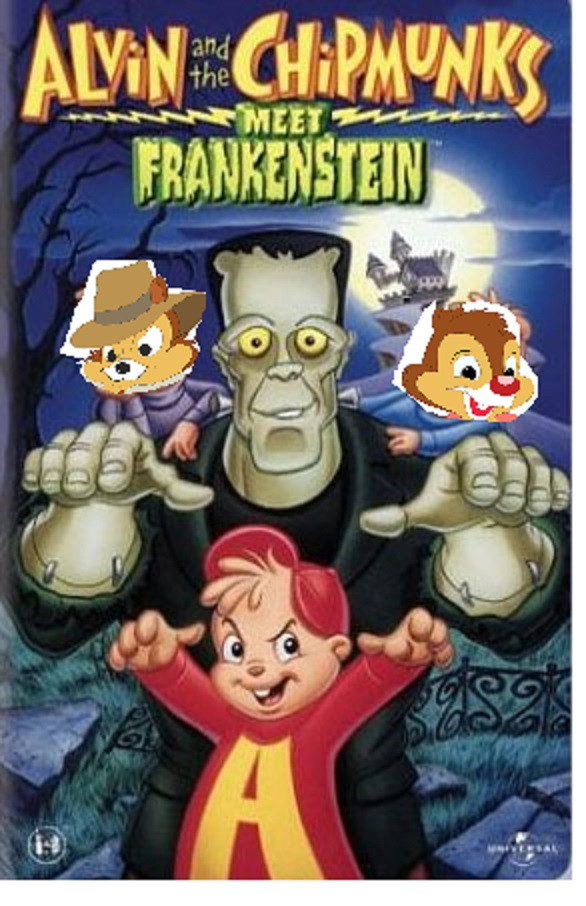 Alvin and the Chipmunks Meet Frankenstein (Chris1702 Style)