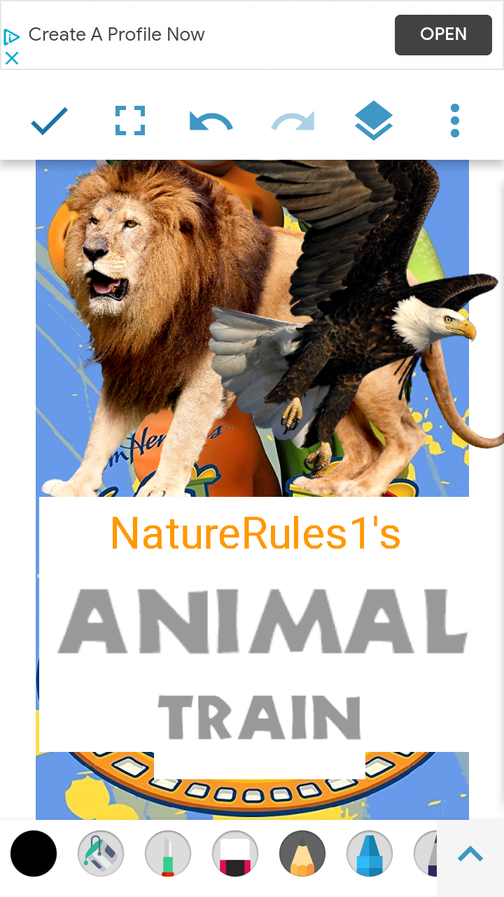 Animal Train (NatureRules1 Style)
