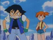 Ash loses his temper