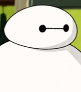 Baymax in Big Hero 6- The Series