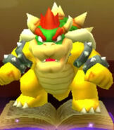 Bowser in Mario Party- Star Rush