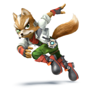 Fox smash bros