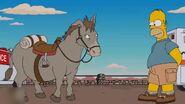 Homer and Donkey