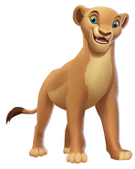 Nala disney magic kingdoms