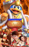 Nateladdin (Aladdin) The Return of King Dedede Poster
