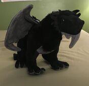 Nightmare the Black Dragon