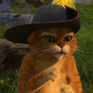 Puss in Boots from Shrek 2