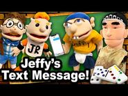 SML Movie- Jeffy's Text Message!
