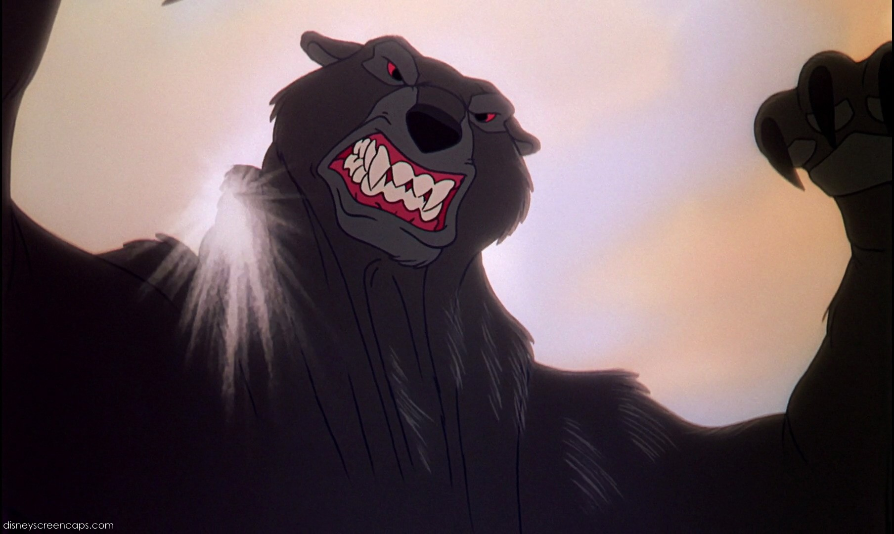 Bear (The Fox And The Hound)