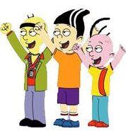 The Three Eds (Go!Animate)