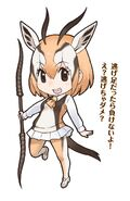 Thomsons-gazelle-kemono-friends