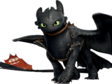 How to train Your Dragon 3: The Hidden World (ProMasterepic's style)