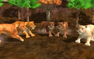 Wildlife park 3 smilodon 02 by kanshinx3 ddfbd38