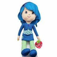 Blueberry Muffin Plush Doll