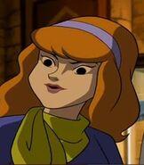 Daphne Blake in Scooby Doo Abracadabra Doo
