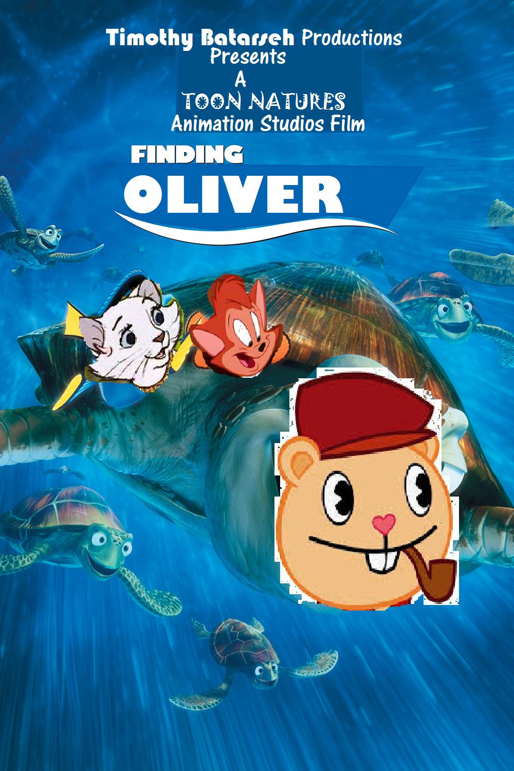 Finding Oliver (Timothy Batarseh style)