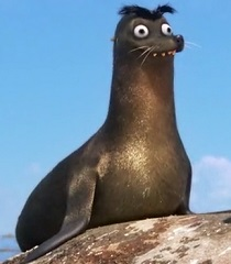 Gerald (Finding Dory)