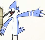 Mordecai The Blue Jay