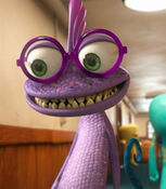 Randall Boggs in Monsters University