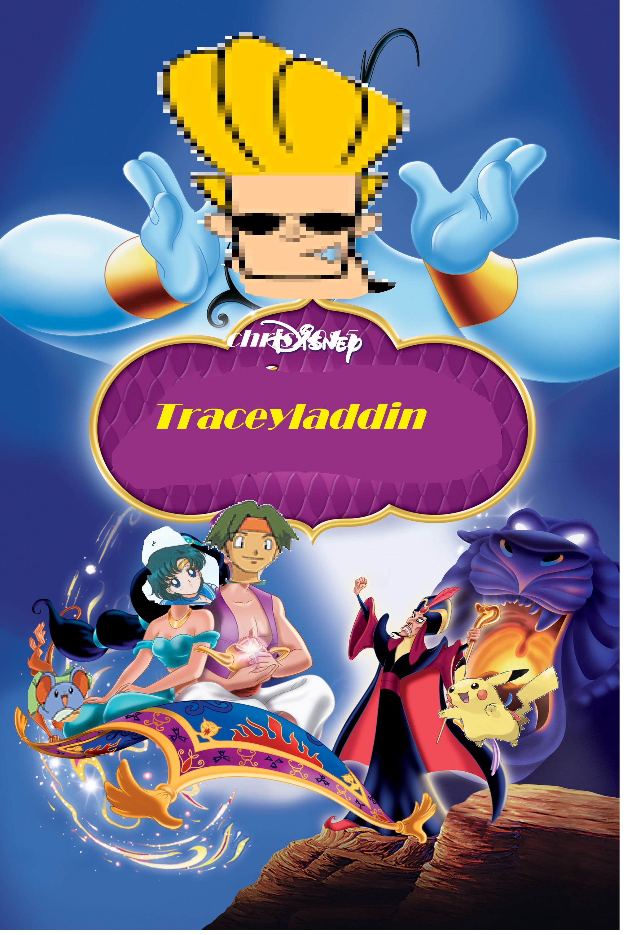 Traceyladdin
