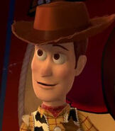 Woody in Toy Story 2
