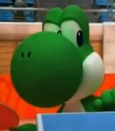 Yoshi in Mario and Sonic at the Olympic Games