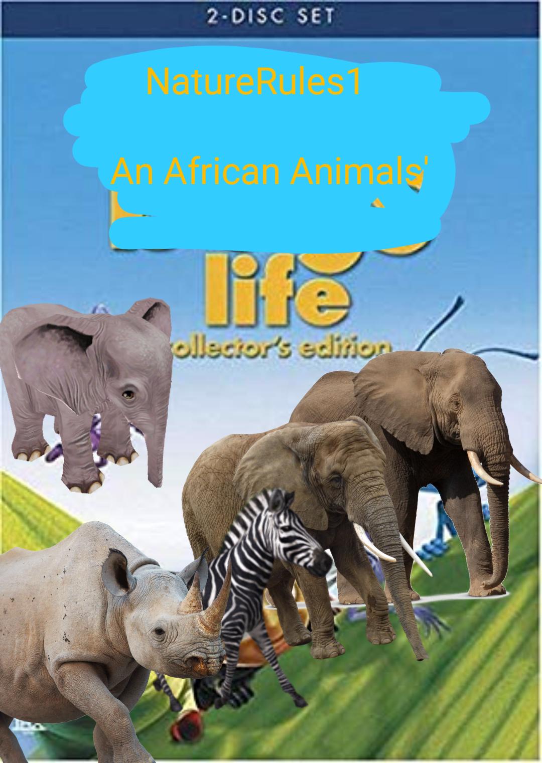 An African Animal's Life (NatureRules1 Version)