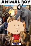 Animal Boy (Zookeeper) Poster