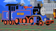 Belle in Trainsformers 2