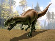 Dm allosaurus